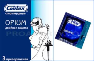 Презервативы Контекс Опиум картинка