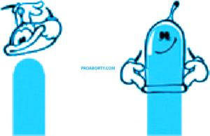Как правильно одевать презерватив картинка