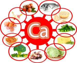 11 продуктов в которых есть кальций картинка