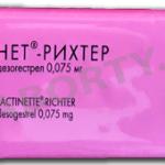 Блистер препарата Лактинет в упаковке